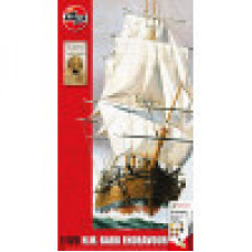 Airfix 980047 Endeavour Bark and Captain Cook 250th anniversary 1:120