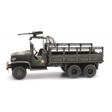 Artitec 387.345  GMC 353 open cab cargo 1 machine gun