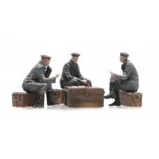 Artitec 387.356 Kartenspielende deutsche Soldaten