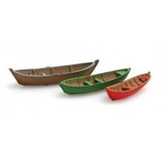 Artitec 316.04 Ruderboote (3x), 1:160, Fertigmodell