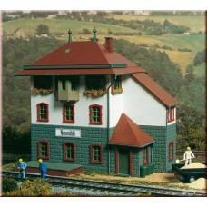 Auhagen 11373 Stellwerk Neumühle H0