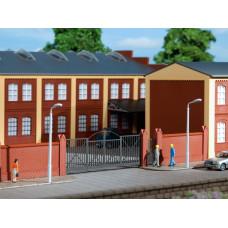 Auhagen 41622 Einfriedung mit Tore