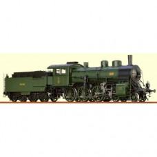 Brawa 40652 Dampflok P 3/5H Bayern mit Rauchgenerator, Digital