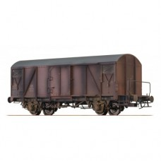 Brawa 48808 Gedeckter Güterwagen Bauart Gms54