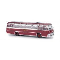 """Brekina Starline 58281 Neoplan Bus NH 12 /""""Deutsche Bundesbahn/"""" HO 1:87 NEU"""