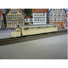 Brekina 64200 Borgward Sattel-Triebwagen der Sylter Inselbahn