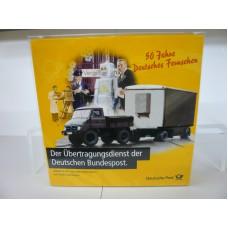 Brekina 006761 Unimog 411 MB 50 Jahre Deutsches Fernsehen