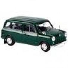 Brekina 15300 Austin Mini Countryman, grün