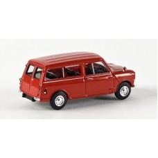 Brekina 15303 Austin Mini Countryman, rot