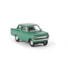 Brekina 20307 Opel Kadett A, patinagrün