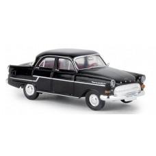 Brekina 20880 Opel Kapitän´56, schwarz