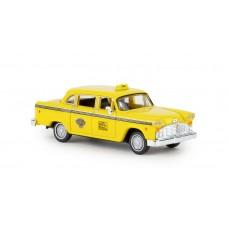 """Brekina 58921  Brekina 58921 Checker Cab """"NYC 1978"""""""