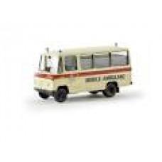 "Brekina 36705 MB O 309 ""DRK Mobile Ambulanz"""