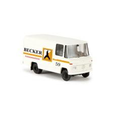 Brekina 36828 MB L 406 D Kasten