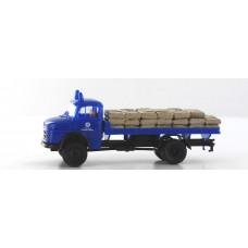 Brekina 47120 MB LA 322 THW mit Sandsäcken
