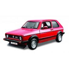 Burago 21089R VW Golf MK1 Gti, 1:24