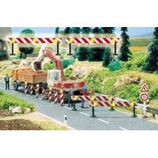 Busch 5945 Baustellen-Absperrungen Spur N