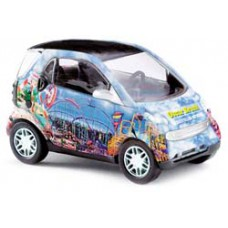 Busch 46157 Smart Fortwo PUZZLESMART