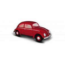 Busch 52901 VW Käfer mit Brezelfenster, rot