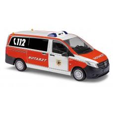 Busch 51134 Mercedes-Vito, Feuerw. Dortmund Notarzt