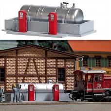 Busch 1158 Tankstelle für Bahnbetriebswerk