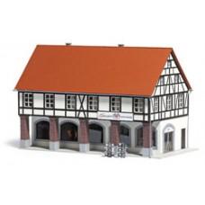 Busch 1539 Haus mit Arkaden