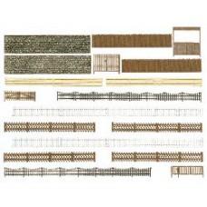 Busch 6017 Zäune, Mauern und Tore