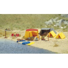 Busch 6026 Ein kleiner Campingplatz HO
