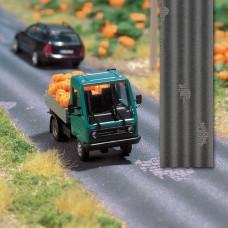 Busch 6033 H0 Neu TT Landstrasse Straßenband Selbstklebend