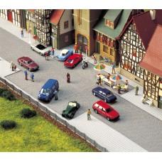 Busch 6032 HO Altstadt-Pflaster-Platz