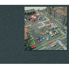 Busch 7085 HO/N/TT Asphalt-Platz