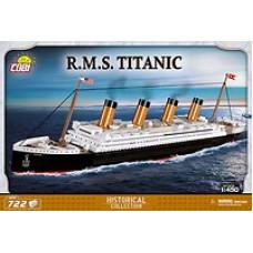 COBI 1929 RMS Titanic 1:450