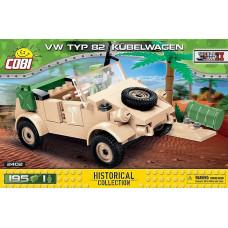 COBI 2402 VW Typ 82 Kübelwagen