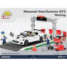 COBI 24567 Maserati GranTurismo GT3 Racing