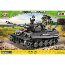 COBI 2538 Panzerkampfwagen VI Tiger Ausf.E
