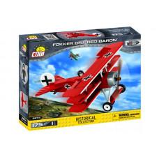 COBI 2974 Bausatz Fokker Dr.I Red Baron
