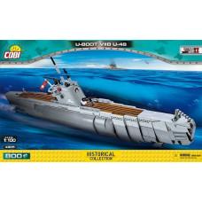 COBI 4805 U-boot U-48 VII B