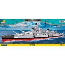COBI 4819 Schlachtschiff Bismarck