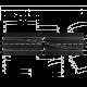 Carrera Digital 132 Schienen