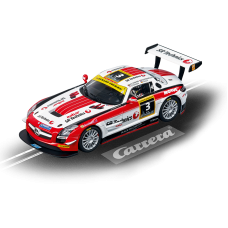 "Carrera 27427 Mercedes-Benz SLS AMG GT3 ""Black Falcon, No.3"""