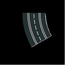Carrera 20572 Kurve 2 / 30 Grad