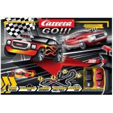 Carrera GO!!! 62514 Hot Road Start Set