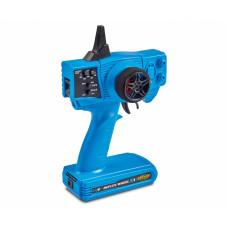 Carson 500058 FS Reflex X1 2-Kanal 2.4G Blue Version