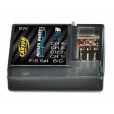 Carson 501533 Empfänger Reflex Wheel PRO 3 2.4 GHz