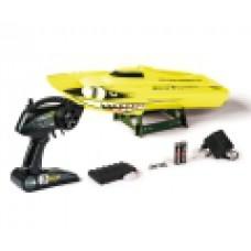 Carson 108029 Race Shark FD 2.4G 100% RTR gelb