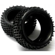 Carson 11405 Off Road Reifen 2 Stück, 1:10
