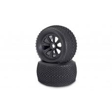 Carson 900077 1:8 Reifen-/Felgen-Set Truggy