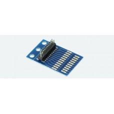 ESU 51967 21MTC-Adapterplatine (für LokPilot/LokSound V3.0 und V