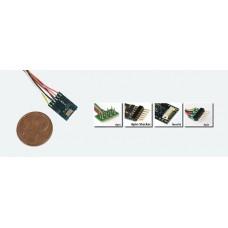 ESU 54683 LokPilot micro V4.0, MM/DCC/SX, 8-pol. NEM 652 mit Kab