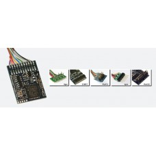 ESU 64610 LokPilot V4.0 M4, Multiprotokoll MM/DCC/SX/M 4,8-pol.